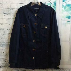 Jones New York Jacket 3X